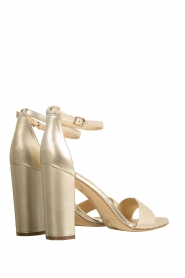 Sam Edelman |  Leather peep toes Yaro | gold  | Picture 5