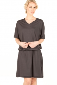 Sunday in Bed |  Chemise Rachel | dark grey  | Picture 2