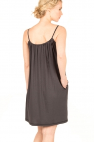 Sunday in Bed |  Dress Ornella | grey  | Picture 5