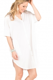 Sunday in Bed   Homewear Rania   wit    Afbeelding 4
