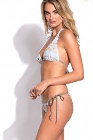 Mitos | Hand gehaakte bikini Cyclades | print  | Afbeelding 3