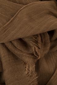 American Vintage | Sjaal Bloomington | groen  | Afbeelding 3
