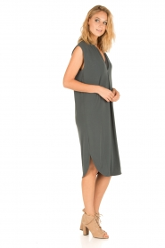 By Malene Birger |  Dress Seliaa | grey  | Picture 3