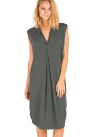By Malene Birger |  Dress Seliaa | grey  | Picture 2