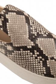 By Malene Birger | Leren sneakers Wandes | multi  | Afbeelding 7