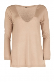 Blaumax |  Sweater Matera | brown  | Picture 1