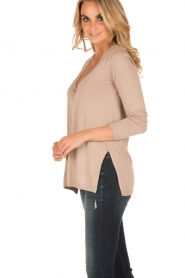 Blaumax |  Sweater Matera | brown  | Picture 4