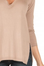 Blaumax |  Sweater Matera | brown  | Picture 6