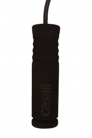 Casall |  Fitness jumprope Foam | black  | Picture 3