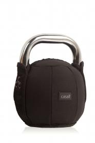 Casall | Kettlebell Soft 8KG | zwart  | Afbeelding 1