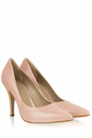 Noe |  Leather pumps Nicole | pink  | Picture 4