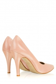 Noe |  Leather pumps Nicole | pink  | Picture 5