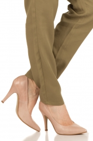 Noe |  Leather pumps Nicole | pink  | Picture 2