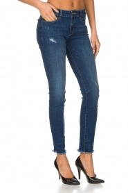 DL1961 | Skinny jeans Florence | Blauw  | Afbeelding 3