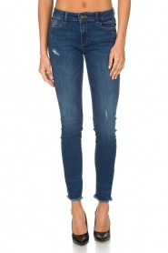 DL1961 | Skinny jeans Florence | Blauw  | Afbeelding 2