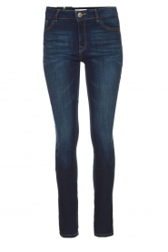 Skinny jeans Pulse | Blauw