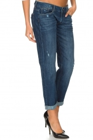 DL1961 | Boyfriend jeans Riley | Blauw  | Afbeelding 4
