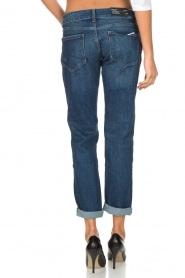 DL1961 | Boyfriend jeans Riley | Blauw  | Afbeelding 5
