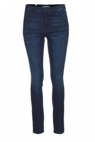 DL1961 | High rise jeans Farrow | Blauw  | Afbeelding 1