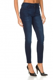 DL1961 | High rise jeans Farrow | Blauw  | Afbeelding 3