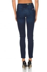 DL1961 | High rise jeans Farrow | Blauw  | Afbeelding 4
