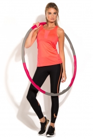 Casall | Fitness Hoelahoep 1,2 kg | roze  | Afbeelding 2