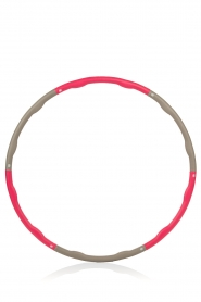 Casall |  Fitness Hula Hoop 1,2 kg | pink  | Picture 1