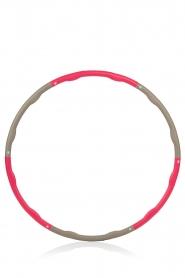 Casall | Fitness Hoelahoep 1,2 kg | roze  | Afbeelding 1