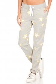 Juvia | Sweatpants Stars | grijs  | Afbeelding 2