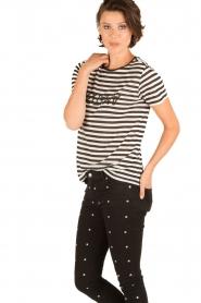 Amatør | T-shirt Shaker | zwart/wit  | Afbeelding 4
