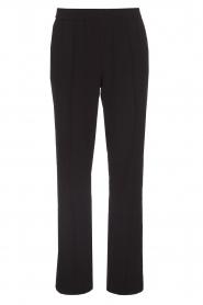Amatør | Pantalon Black Spike | zwart  | Afbeelding 1