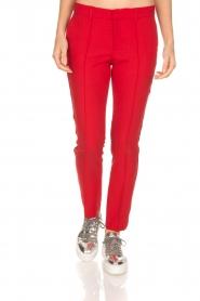 Amatør | Pantalon K-easy | rood  | Afbeelding 2