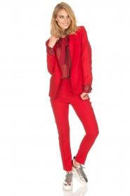 Amatør   Pantalon K-easy   rood    Afbeelding 3