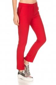 Amatør   Pantalon K-easy   rood    Afbeelding 4