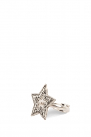 Close to Zen |  925 sterling silver ring Star Dust | silver  | Picture 1