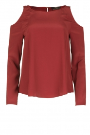 Top Annabel | rood
