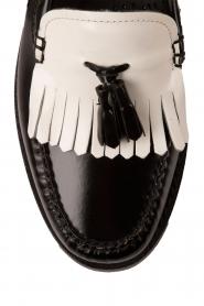 G.H. Bass & Co. | Leren loafers Weejun Esther | zwart  | Afbeelding 6