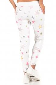Juvia | Sweatpants Stars | wit  | Afbeelding 5
