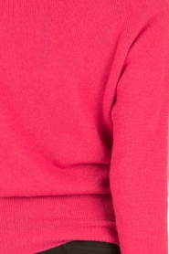 Set |  Fine knitted cashmere sweater Mona | pink  | Picture 6