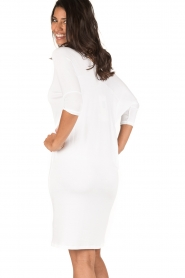 BLAUMAX |  Dress Mila | white  | Picture 5