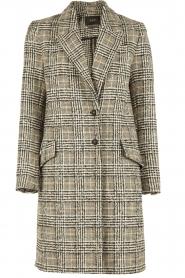 Set |  Coat Lois | grey   | Picture 1
