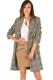 Set |  Coat Lois | grey   | Picture 2