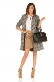 Set |  Coat Lois | grey   | Picture 3
