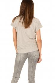 Set | T-shirt Marals Paris | grijs  | Afbeelding 4
