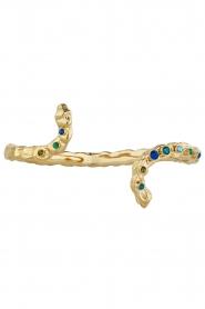 Gas Bijoux | Vergulden armband Bliane | goud  | Afbeelding 2