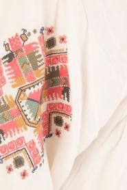 Star Mela | Kimono Felka | wit  | Afbeelding 5