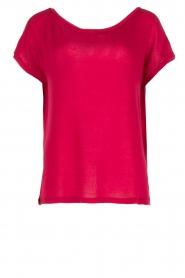 IRO | T-shirt Trollada | roze  | Afbeelding 1