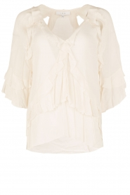 IRO |  Blouse Abby | white  | Picture 1