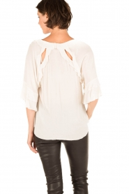 IRO |  Blouse Abby | white  | Picture 5