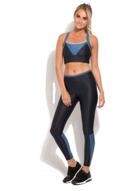 Casall | Sportlegging Outer Space | blauw  | Afbeelding 3